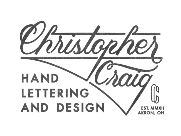 Christopher Craig Logo